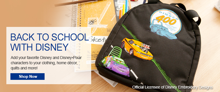 Back to School with Disney