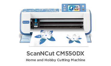 Featured Product - ScanNCut CM550DX
