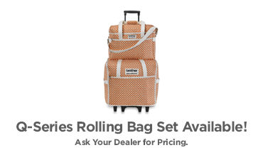The New Q-Series Rolling Bag Now Available