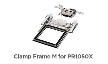 Clamp Frame M for PR1050X