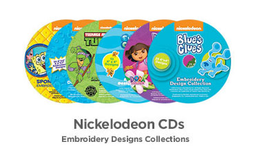Featured Product - Nickelodeon CDs