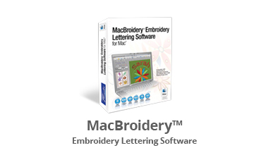 SARES - MacBroidery™ Embroidery Lettering Software for Mac®