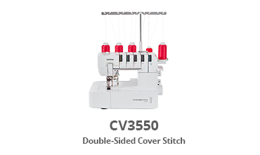 CV3550 Double Sided Cover Stitch