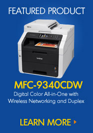 MFC-9340CDW Featured Product