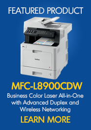 Brother MFC-L8900CDW Business Color Laser All-in-One