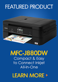 MFCJ880DW Featured Product