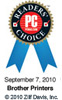 PC Magazine 2010 Award Logo