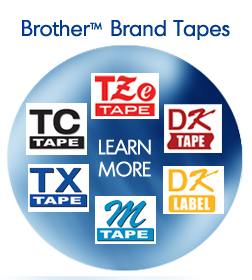 Brother Brand Tapes