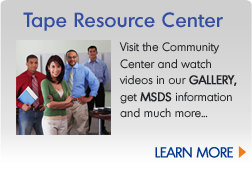 Tape Resource Center