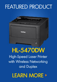 Featured Product for HL-5470dw