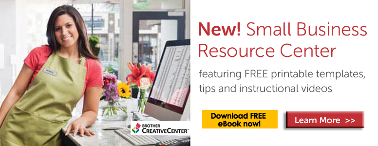 Visit our Small Business Resource Center