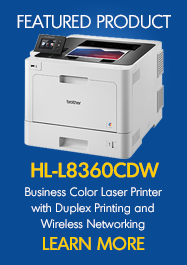 HL-L8360CDW Featured Product
