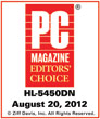 PC Mag. Editors' Choice HL-5450DN