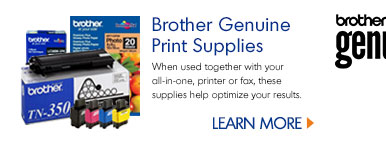 Brother Genuine Print Supplies
