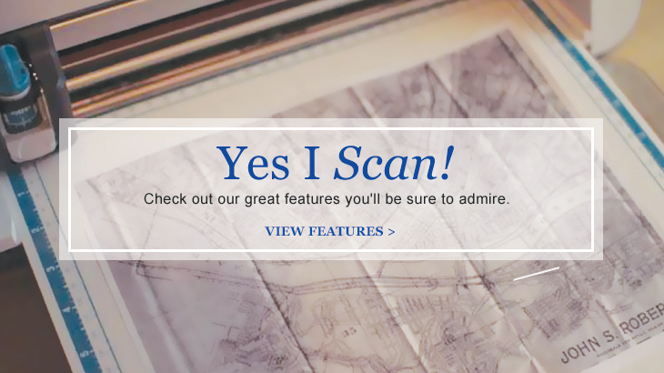 Yes I Scan! Explore ScanNCut Features