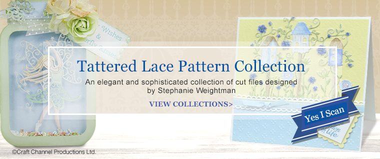 Tattered Lace Collections