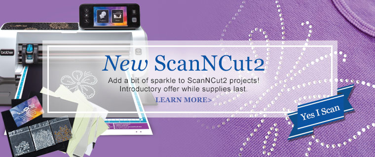 New ScanNCut2 Projects