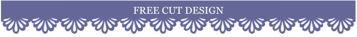 Free Cut File Banner
