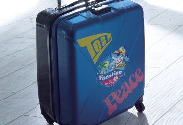 ScanNCut Sticker Suitcase