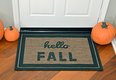 Hello Fall Doormat