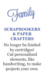 Scrapbookers & Paper Crafters