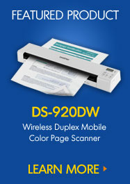 DSmobile® 920DW Scanner