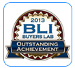 BLI Outstanding Achievement 2013