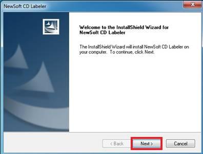 newsoft cd labeler