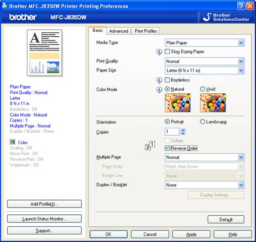 Brother mfc7860dw support.