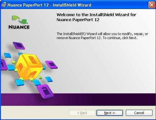 install paperport