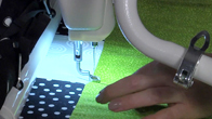 THE Dream Motion™ Software: Select & Sew: Placement, Fill, Pull Bobbin