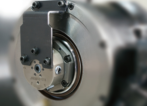 Rotary joint for rotary table