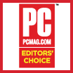 PC Magazine Editor's Choice Logo 2017
