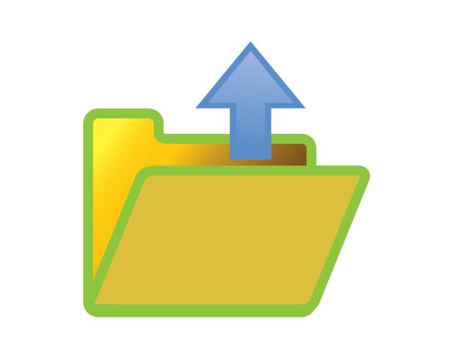 Select a destination folder