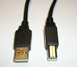 USB cable for Brother HL-L6400DWT