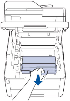 remove waste toner