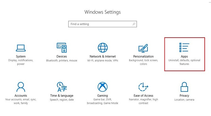Your PC Settings only let you install verified apps from the store