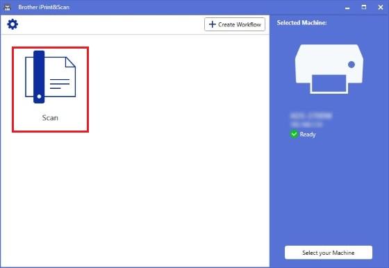 Scan using iPrint&Scan - Windows or Macintosh computer