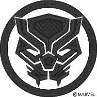 Black Panther Badge
