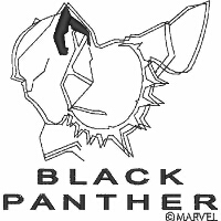 Black Panther Sketch2