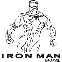 Iron Man Sketch