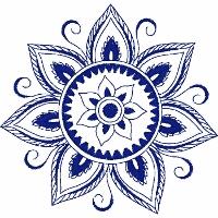 XP Floral Decorative Design