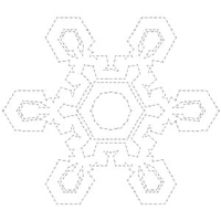 Snowflake 19
