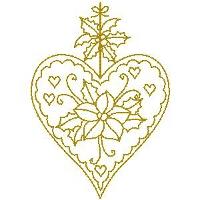 Holiday Heart Small