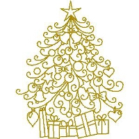 Christmas Tree Large