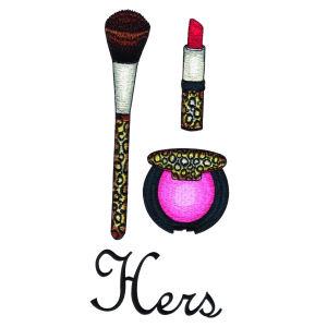 """Hers"" Essentials Make-Up Kit"