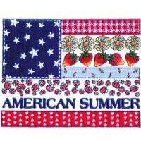 American Flag - American Summer