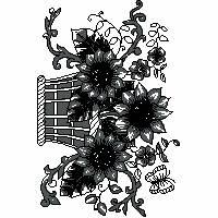 Floral Basket Arrangement