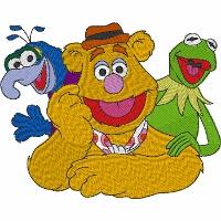 Fozzie, Kermit & Gonzo