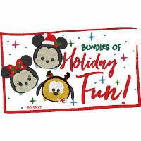 Holiday Fun Tsum Tsum